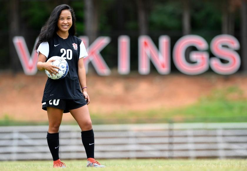 AMG Girls Soccer
